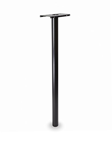 Architectural Mailboxes 7516B-10 Pacifica In-Ground Steel Mailbox Post