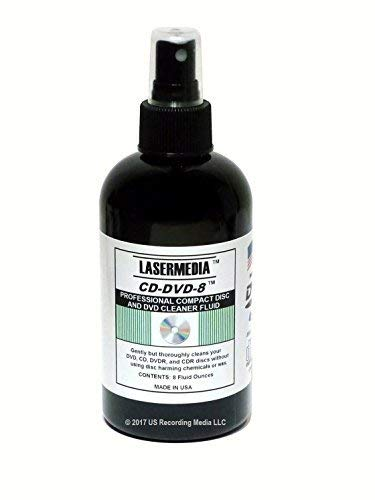 DVD DVD-R Cleaning Solution Fluid
