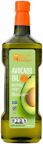 BetterBody Foods Refined Non-GMO Cooking...