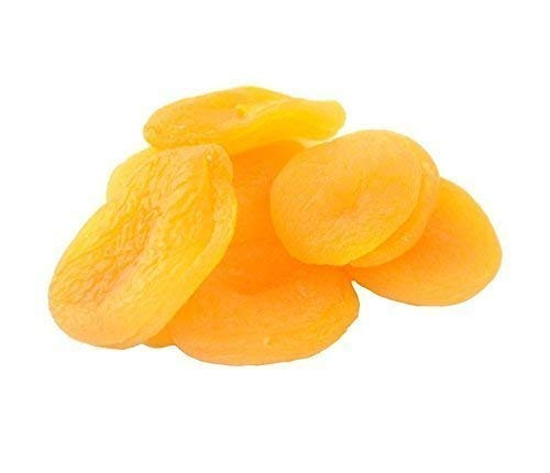 Anna and Sarah Dried Turkish Apricots in Resalable Bag