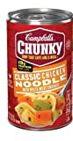 Campbell's Chunky Chicken Noodle Soup...
