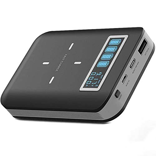 Conelz 18650 Battery Charger Power Bank Case