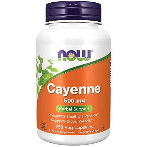 NOW Supplements, Cayenne
