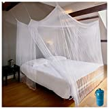 EVEN NATURALS Luxury Mosquito Net for...