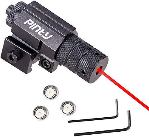 Pinty Compact Tactical Red Laser Sight