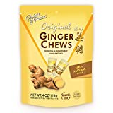 Prince of Peace Original Ginger Chews, 4...