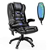 Ergonomic Massage Office Chair with...