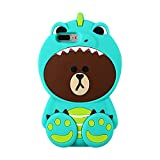Artbling Case for iPhone 5C 5S,Silicone...