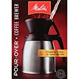 Melitta Coffee Maker, 10 Cup Pour- Over...