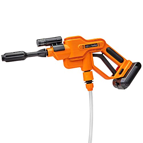 Ivation Cordless Portable Power Washer