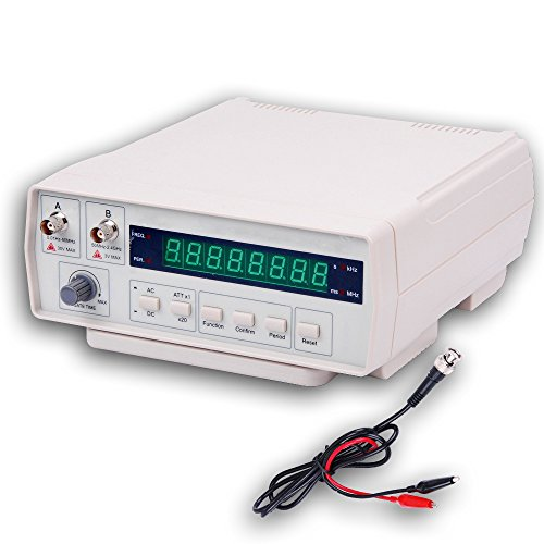 Digital Frequency Counter Bench Electronics Signal Meter