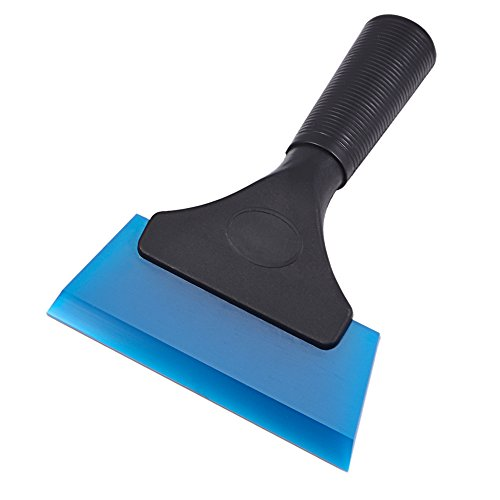 EHDIS Small Squeegee 5 inch Rubber Window Tint Squeegee