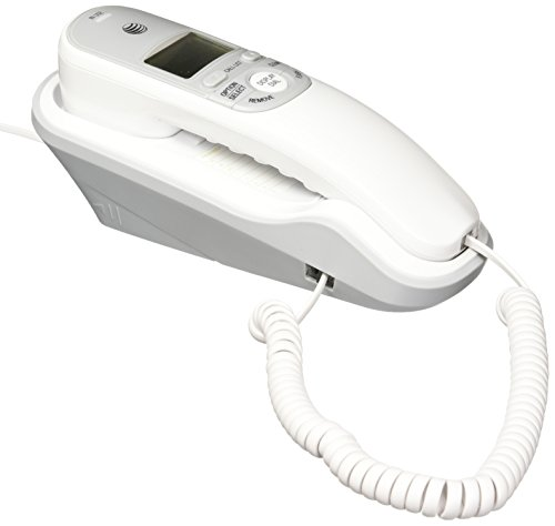AT&T TR1909 Trimline Corded Phone with Caller ID