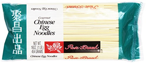 Rose Chinese Egg Noodles