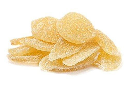 Candy Shop Dried Crystallized Ginger Slices