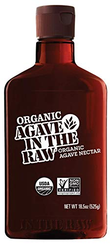 Agave in The RAW, Organic Agave Sweetener