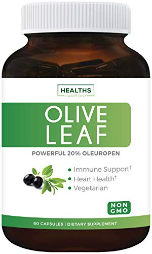 Olive Leaf Extract (Non-GMO) Super Strength
