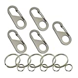 Bytiyar 5 PCS Stainless Steel 1.6 inches...