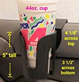 The LEDGE The Best Auto Cup Holder Large...