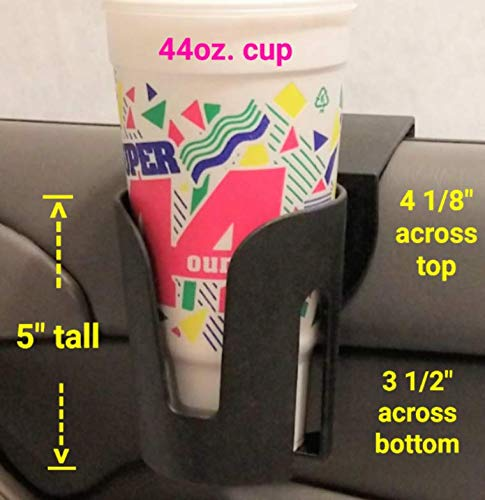 The LEDGE The Best Auto Cup Holder Large Cup Holder