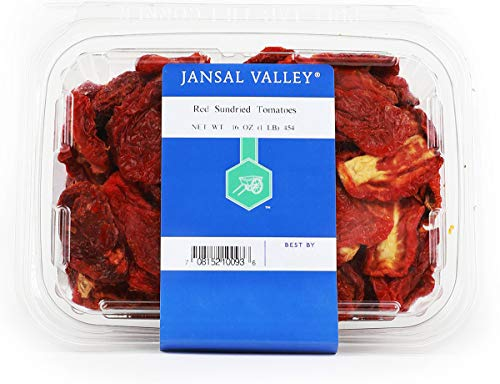 Jansal Valley Red Sundried Tomatoes