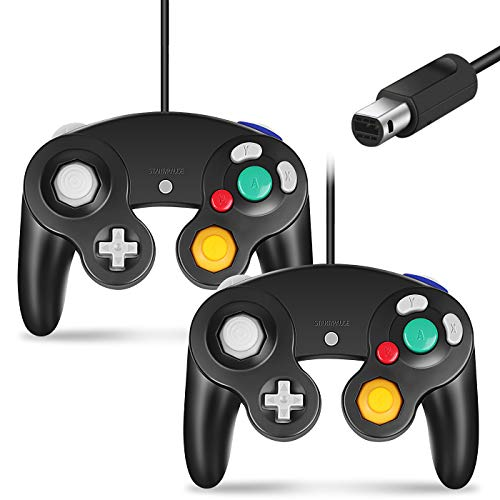 Wired Controllers Classic Gamepad Joystick Compatible