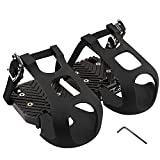CyclingDeal Bike Bicycle Toe Clips Cage...