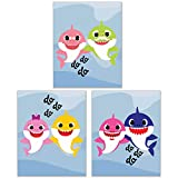 Baby Shark Prints - Set of 3 (8 inches x...