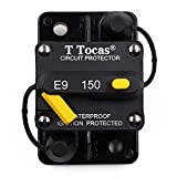 T Tocas 150 Amp Circuit Breaker with...