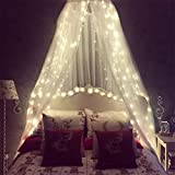 Mosquito Net for Bed, Bed Canopy with...