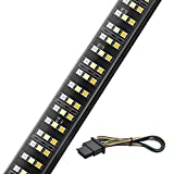 MICTUNING 60 inches Triple 504 LEDs...