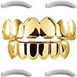 Top Class Jewels 24k Plated Gold Grills...