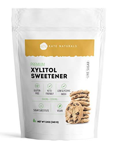 Pure & Delicious Xylitol Sweetener Powdered