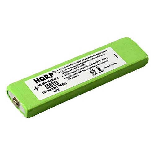 HQRP Portable CD/MD / MP3 Battery Compatible