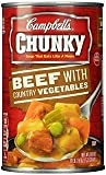 Campbell's Chunky Beef with Country...
