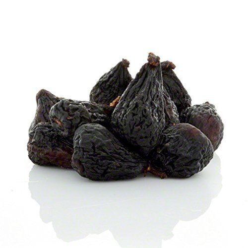 Anna and Sarah Dried Black Mission Figs