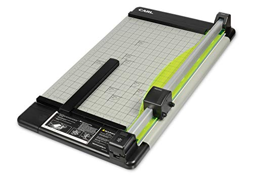 CARL Heavy Duty Rotary Paper Trimmer