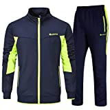 YSENTO Men's Track Suits Sports...