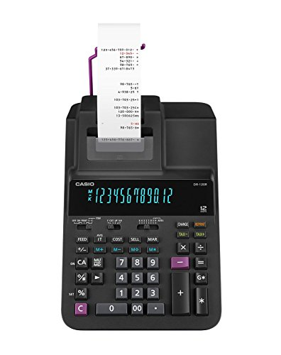 Casio Office Products DR-120R