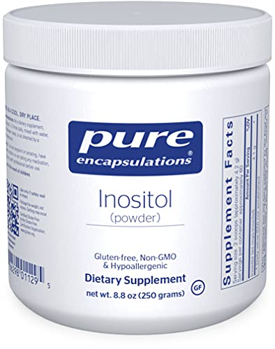 Pure Encapsulations Inositol (Powder)   Supplement to Support