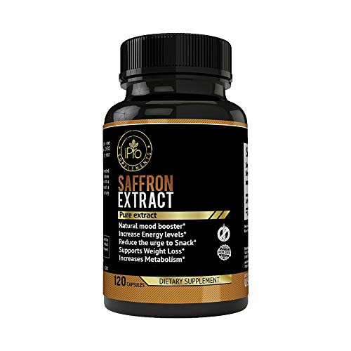 iPro Supplements Pure Saffron Extract