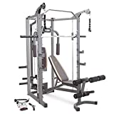Marcy Smith Cage Machine with Workout...