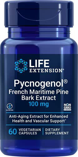 Life Extension Pycnogenol French Maritime
