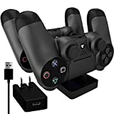 Ortz PS4 Charging Station + Free 10ft...