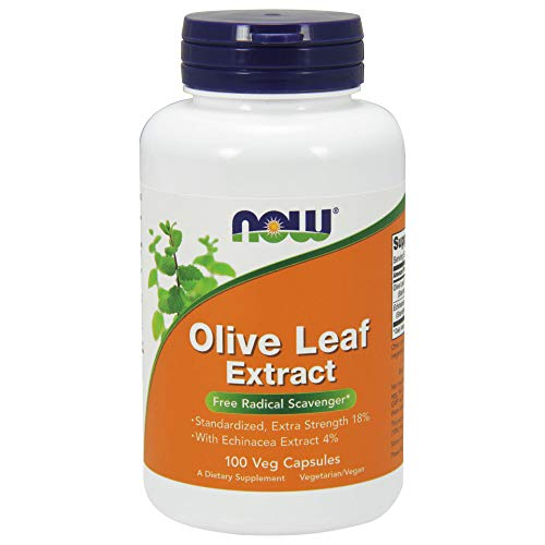 Olive Leaf Extract with Echinacea Extract 4%