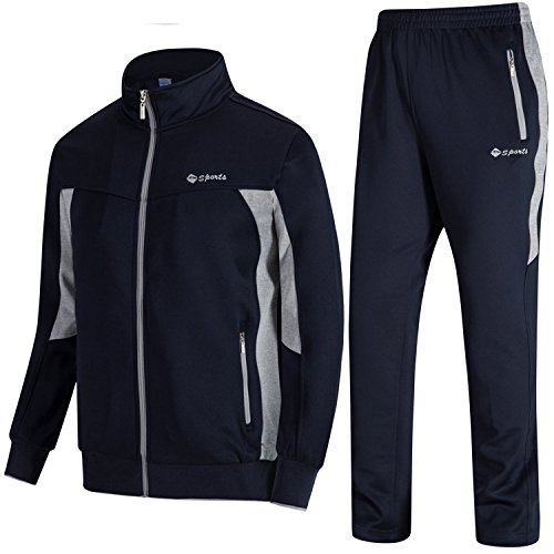 TBMPOY Men's Tracksuit Athletic Sports