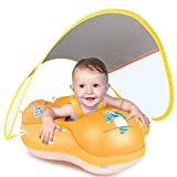 LAYCOL Baby Swimming Float Inflatable...