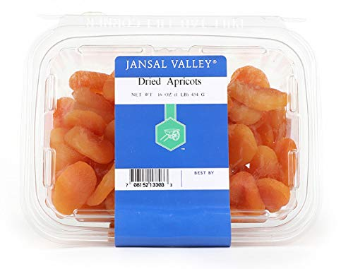 Jansal Valley Dried Apricots