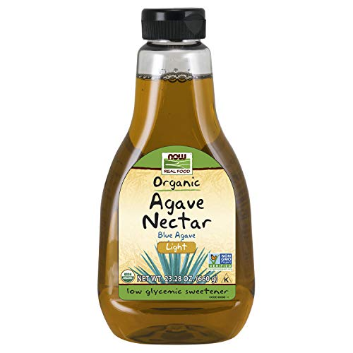 NOW Foods, Certified Organic Light Agave Nectar