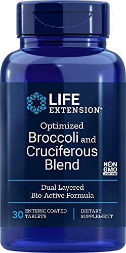 Life Extension Life Extension Optimized Broccoli